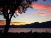 Sonnenuntergang Torri